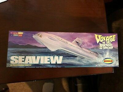 Moebius Voyage To The Bottom Of The Sea Seaview model kit