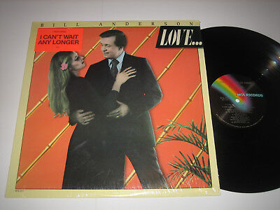 LP Bill Anderson: Love....And Other Sad Stories - USA MCA 2371
