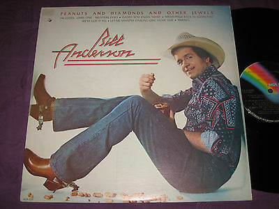 LP Bill Anderson: Peanuts And Diamonds And Other Jewels - Kanada MCA 2222