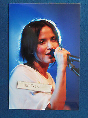 "The Corrs - Andrea Corr - 9""x6"" Photo - B - See Description"