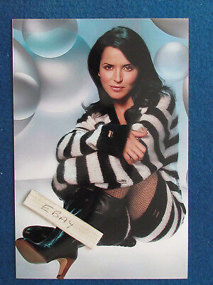 "The Corrs - Andrea Corr - 9""x6"" Photo - A - See Description"
