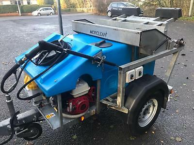 Bin cleaning machine for sale!