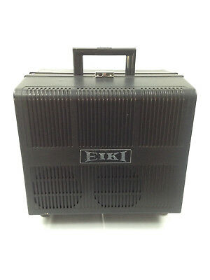Vintage Eiki NT-0 NT0 Portable 16mm Film Projector - Needs belts - Sold AS-IS