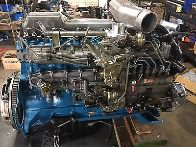 Toyota 12Ht Fully Reconditioned Engine