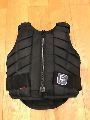 Rodney Powell SUPERFLEX CONTOUR Short Back Childs Body Protector Small Child