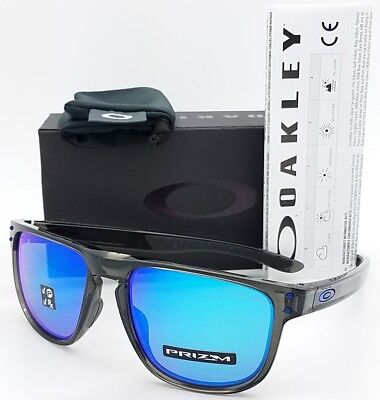 4a577d8203 NEW Oakley Holbrook R sunglasses Grey Prizm Sapphire Polarized 9377-1155  Blue