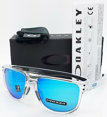 5a083237f2 NEW Oakley Holbrook R sunglasses Clear Prizm Sapphire 9377-0455 blue  AUTHENTIC