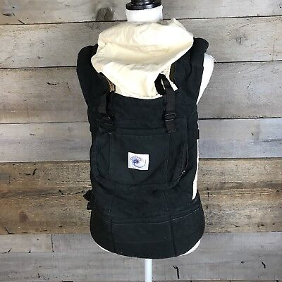 Ergo Baby Carrier Original, Black & Camel