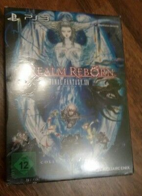 Final Fantasy XIV A Realm Reborn Collectors Edition PS3 NEU