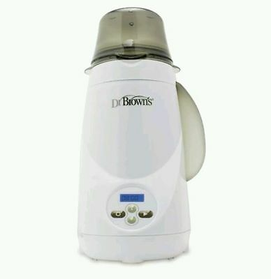 Dr Brown's Natural Flow Deluxe Baby Bottle Warmer / Electric Steam ~ READ - 2671