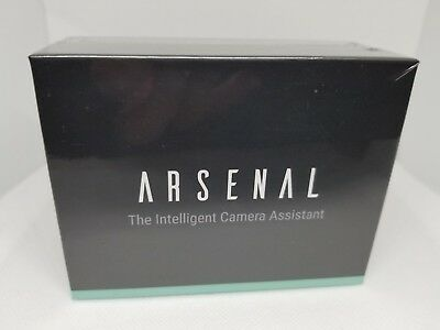 Arsenal The Intelligent Camera Assistant New Unopened Mini USB Cable