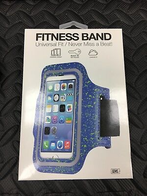 Universal Fit Fitness Band For iPhones 6, 6s, 7, 8