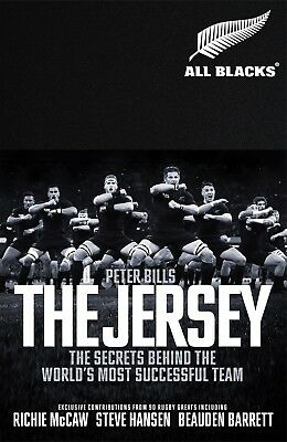The Jersey: The Secret Behind the World's Most Successful Sports Team Hardcover