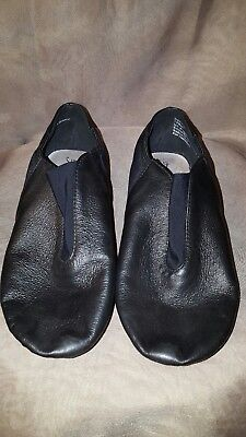 Women's THEATRICALS JAZZ Shoes Black Size 7
