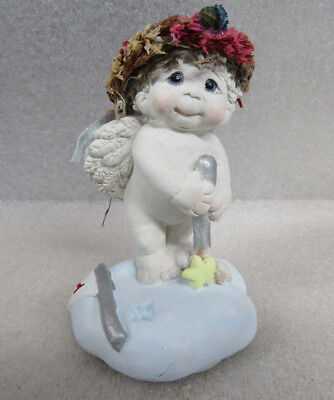 Dreamsicles A STAR IN ONE Cast Art Industries Cherub Angel Figurine