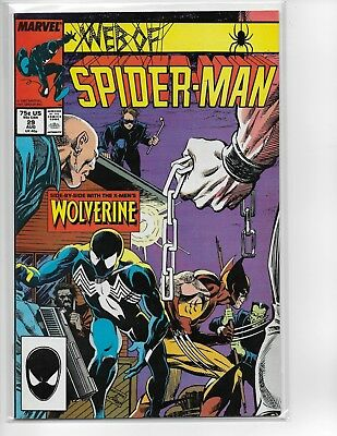 Web of Spider-Man (1st Series) #29 1987 FN