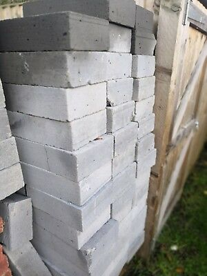 Block 100mm 7.3N  440x215x100mm  (Cheapest on Ebay) 85 pieces