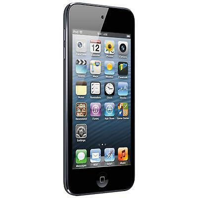 Apple iPod touch 5th Generation (Late 2012) Slate Black (32GB) Grade B