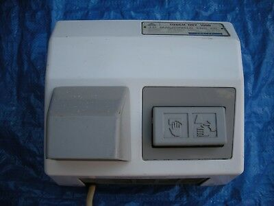 Hand Dryer Touch Dry 1000 J.D. Macdonald