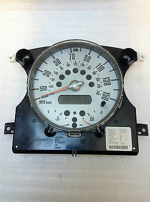 BMW Mini Cooper One S JCW Speedo Clock Instrument Cluster R50 R52 R53 6936282