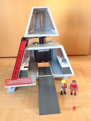 playmobil future planet  5153 Darksters Tower Station
