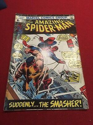 The Amazing Spider-Man #116