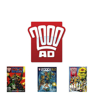 2000 Ad Specials Digital Comic Collection