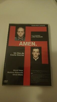 DVD Amen (comme neuf)