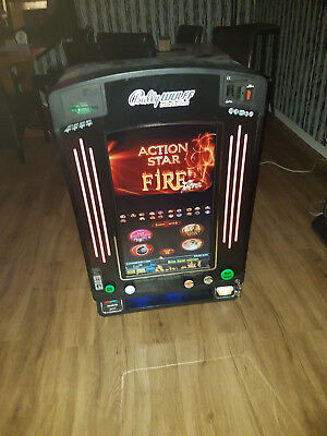 Action Star Fire mit Dispenser von  Bally