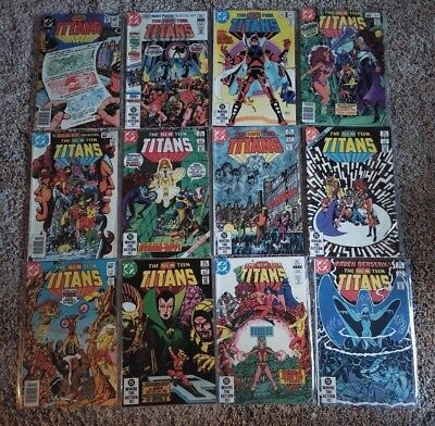New Teen Titans (1980) 20 21 22 23 24 25 26 27 28 29 30 31