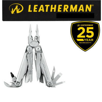 New Leatherman Surge with Sheath Stainless steel Multi tool