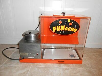 FuNacho - Nacho Cheese Warmer & Chip Bin