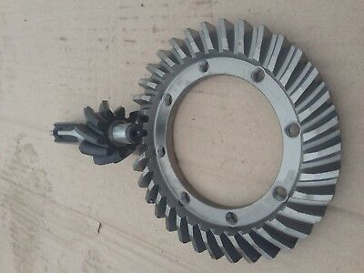 Differential crown wheel  9/35 for Ural, Dnepr, + 2bearings (small+big).