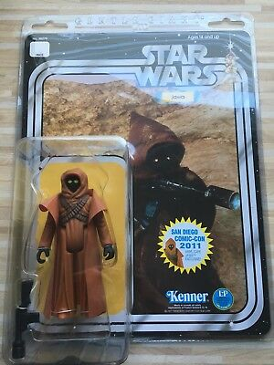 Original STAR WARS Jawa Vinyl Gentle Giant Comic con Exclusive RAR