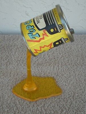 ~COOL~ Top Car Motor Oil Can Ashtray Display