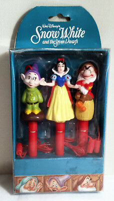 Disney Snow White Grumpy Dopey Pens on a Rope - Pen Party-Sunkisses LTD  Hawaii
