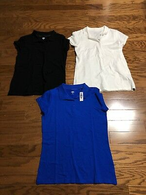 Girls Old Navy Polo Shirts Size 16 Plus