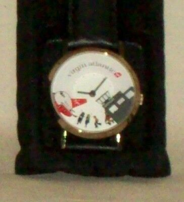 Vintage Virgin Atlantic First Edition Woman's Watch