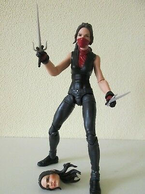 Marvel Legends Netflix Elektra