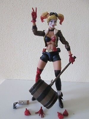 Marvel Legends/ DC Bomb Shells Harley Quinn