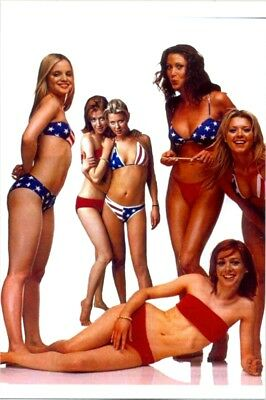 American Pie Girls - All In Bikinis - 2 Tara's And 2 Alyson's !!!