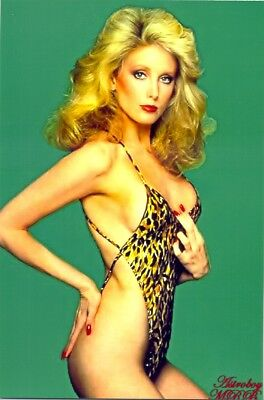 Morgan Fairchild - In A Leopard One-Piece !!!!