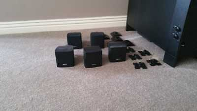 Bose Home Entertainment System