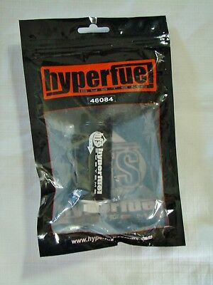 "New Hyperfuel 40 Micron Fuel Filter 46084 3½"" -8 Orb Inline Fuel Filter Fitech"