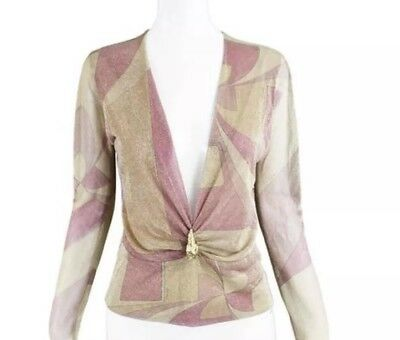 d116f7bf GUCCI BY TOM Ford Era Collector Plunge Blouse Exceptional - $795.00 ...