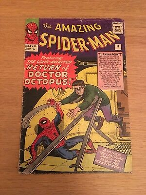 THE AMAZING SPIDER-MAN #11 - Doctor Octopus