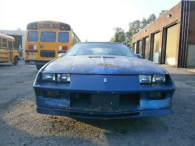 CHEVY CAMARO Z28 SPORT COUPE 8 CYLINDER HIGH OUTPUT L69 305ci 190PS MOTOR