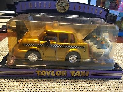 2001 Chevron Car Taylor Taxi Limited Edition