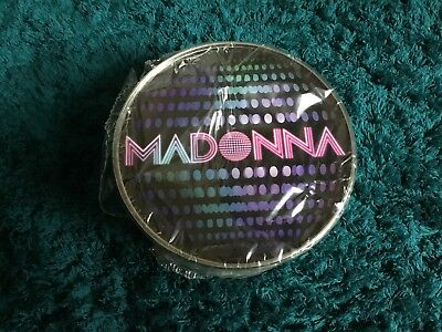 Madonna. Confessions Discoball Tin. Available To ICON Members Only. NEW. Medium.