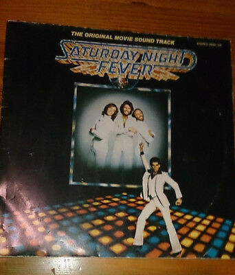 Doppel LP: Saturday night fever (Bee Gees, Kool & the Gang..)